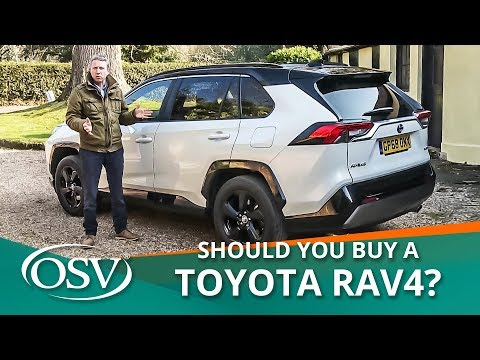 Toyota RAV4 has so much more