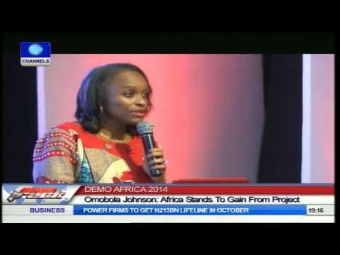 Demo Africa 2014: ChannelsTV CEO Says Business Startup Does Not Need All The Money In the World