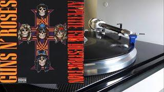 GUN̲S̲ N' ROSES ̲Appetit̲e̲ For Destruction (Full Album) Vinyl rip
