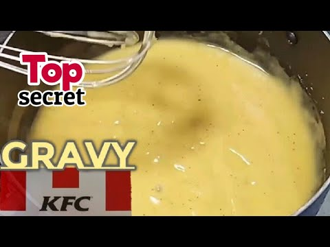 Gravy Recipe For Fried Chicken | (cook And Taste)