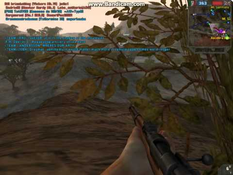 Forgotten Hope 2 - Battle of Keren