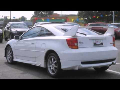 Toyota Rochester Mn >> 2002 Toyota Celica Rochester Mn Winona Mn Bm14401 Sold Youtube