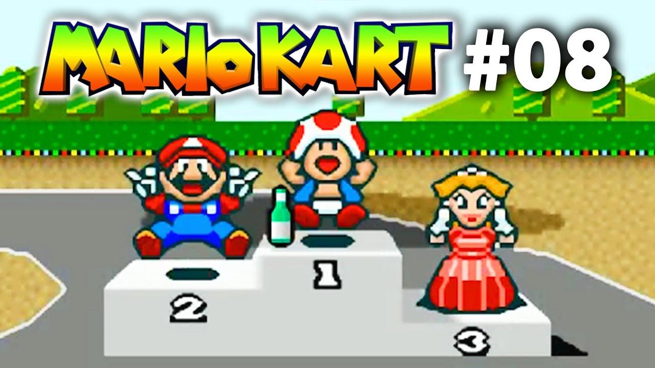 Mario Kart Winner