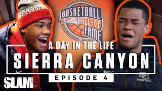 Sierra Canyon Coach Gives EPIC Speech -- BOUNCE BACK SZN?! | SLAM Day in the Life