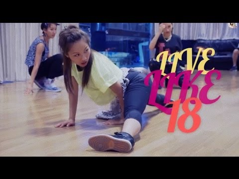 鄭融 Stephanie Cheng   Live Like 18 Official Lyric Video 官方