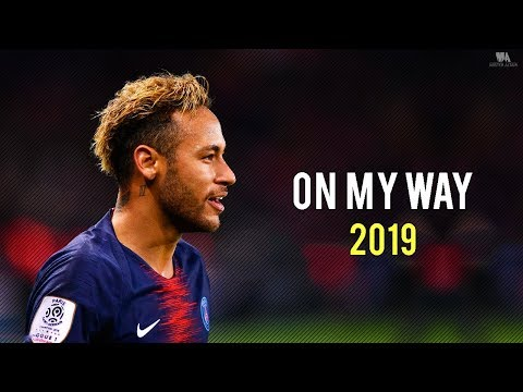 Neymar Jr ► On My Way - Alan Walker ● Skills & Goals 2019 | HD