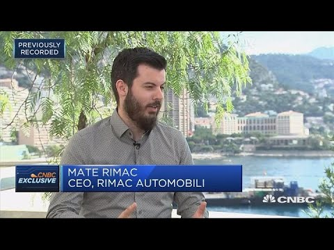 Rimac Automobili CEO: Focus has to always be on the business