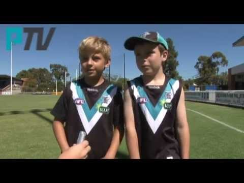 PTV: A very special day for Toby and Liam