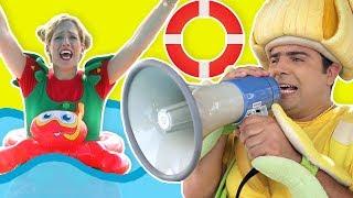 فوزي موزي وتوتي – فوزي موزي المنقذ – Fozi Mozi the lifeguard
