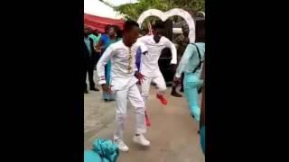 Ekiki mi dance by team boys