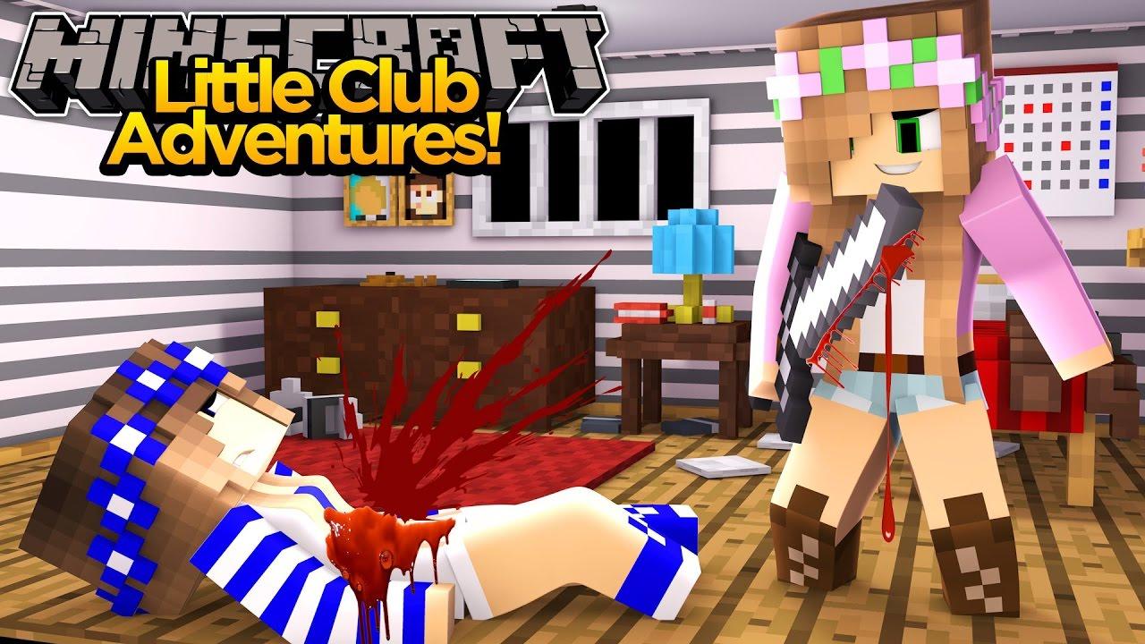 Little kelly kills little carly minecraft little club - The little club ...