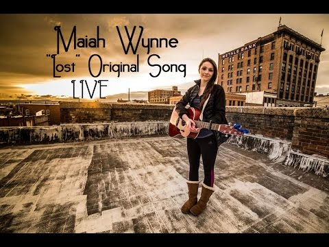 Maiah Wynne - Lost (LIVE in Butte Montana)
