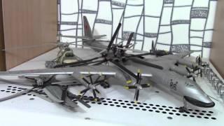 Авиация, модели самолетов и вертолетов, Звезда(Сегодня был в гостях у знакомого, он раньше увлекался сборкой моделей от компании