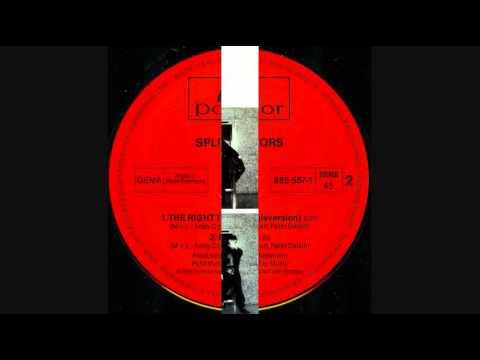 Split Mirrors - Be Mine (1987)