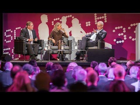 Bildt, Norquist   How much globalization do we want?