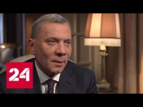 Юрий Борисов: с