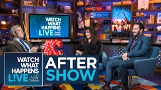 After Show: When Will Donny Osmond And Marie Osmond Retire? | WWHL