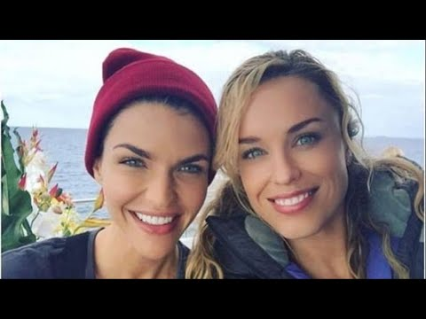 The Meg: Ruby Rose and Jessica McNamee compare war stories