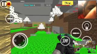 Pixel Combat Multiplayer  #fps