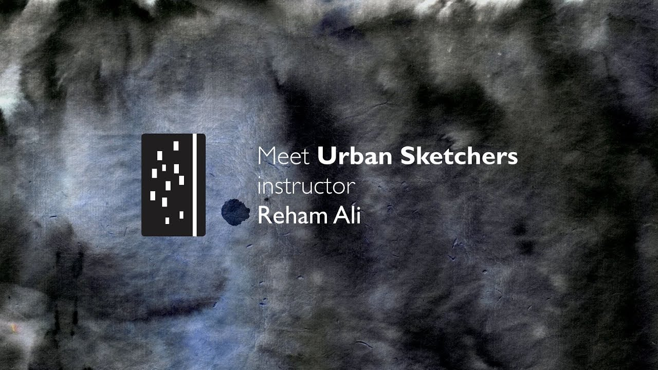 Instructors | Urban Sketchers