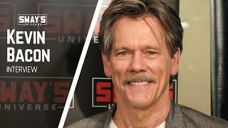 Kevin Bacon Talks New Series 'City On A Hill'