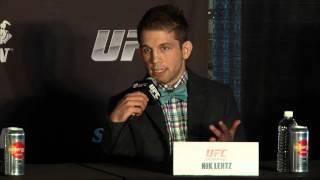 UFC on FOX 9: Pre-fight Press Conference