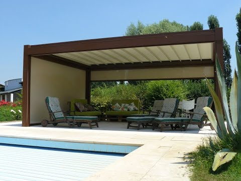 different types of patio covers lawn