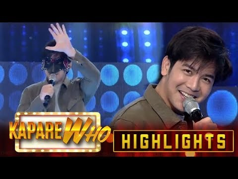 The Madlang People Are Thrilled On Joshua Garcia's Appearance | It's Showtime KapareWho