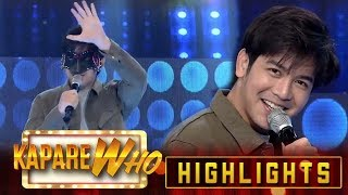 The Madlang People are thrilled with Joshua Garcia's appearance | It's Showtime KapareWho