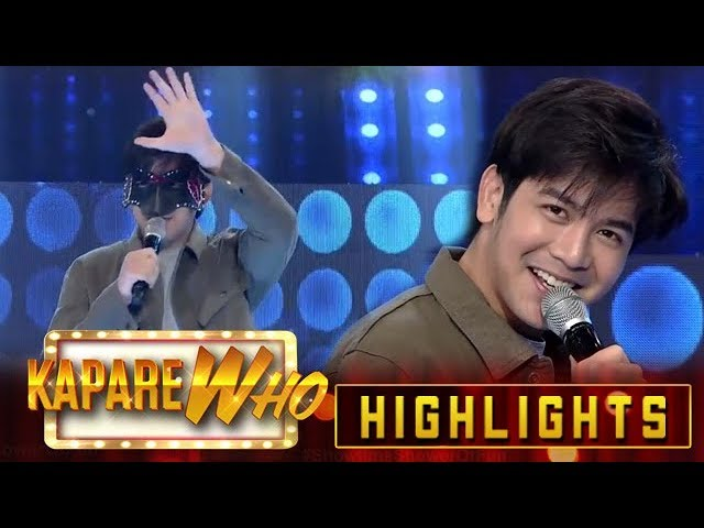 The Madlang People are thrilled on Joshua Garcia's appearance   It's Showtime KapareWho