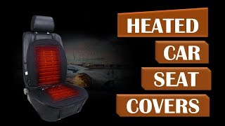 Top 5: Best Heated Car Seat Covers