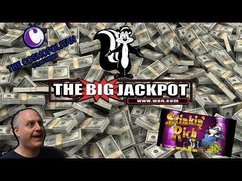 💣 Three Jackpots In Under 10 Minutes From High Limit Bets! | Stinkin' Rich Slot Machine 🎰