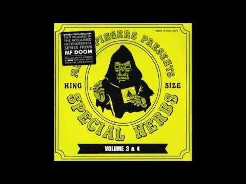 Metal Fingers – Special Herbs Volume 3 & 4 [FULL ALBUM]