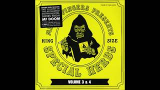 Metal Fingers ‎– Special Herbs Volume 3 & 4 [FULL ALBUM]
