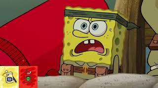 splatoon 2 portrayed by spongebob