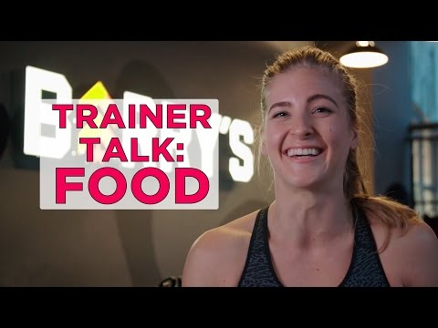 Trainers Reveals Their Favorite, Guilty-Pleasure Foods | Trainer Talk | Shape