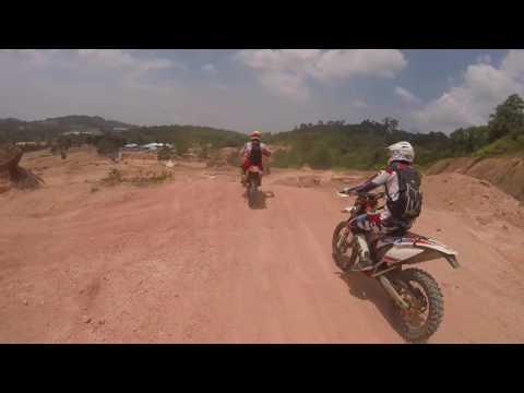 Harimau Kumbang - Hard Enduro - Bronce Trail