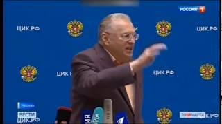 Жириновский ловко и коротко унизил Собчак