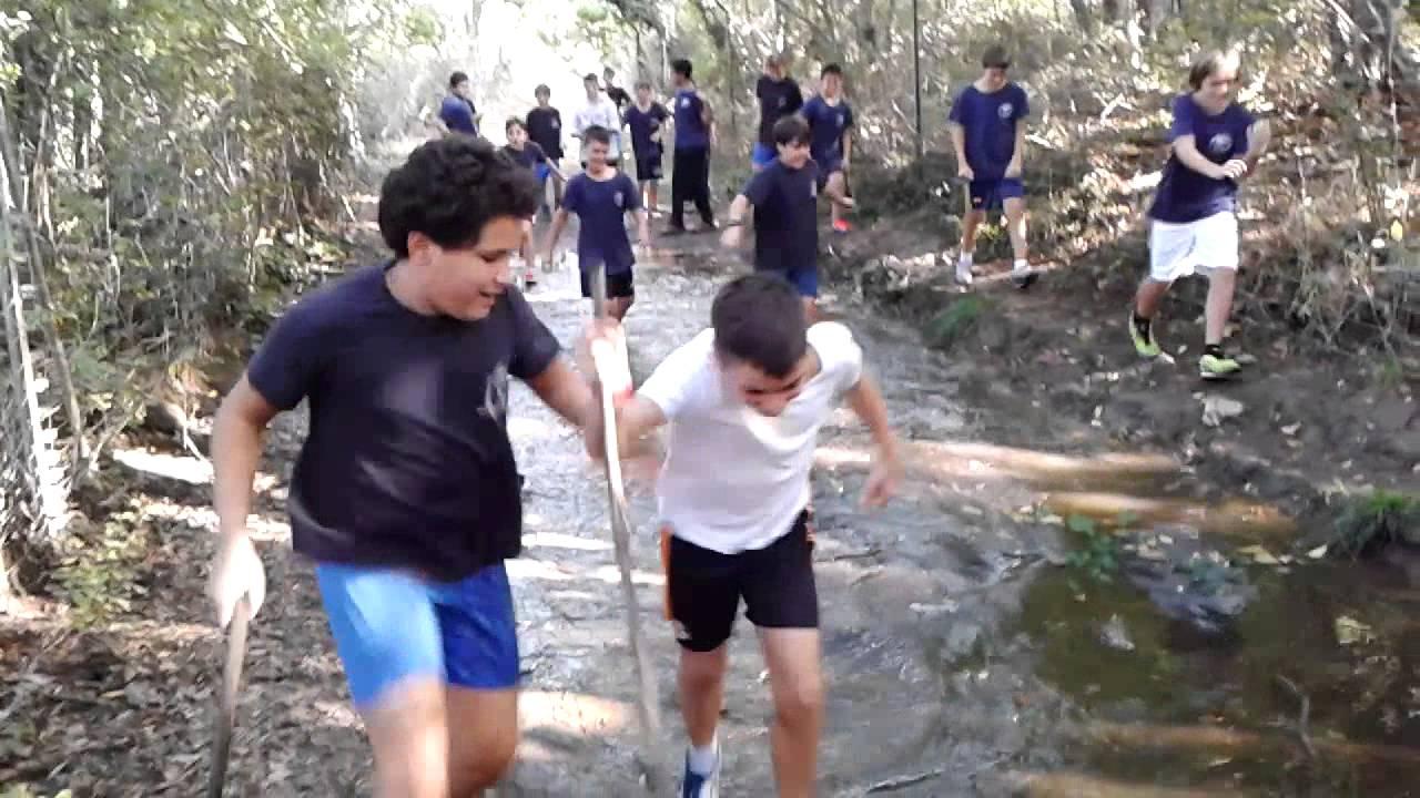 Actividad Extraescolar Senderismo Colegio Seminario De Rozas Curso 2014 2015