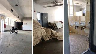 Exploring An Elderly Abandoned Prison