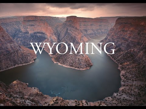 Visit Wyoming (Wyoming Road Trip)