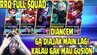 DIKERJAIN RRQ, DIPAKSA MAIN ASSASIN T_T - Mobile Legends Indonesia