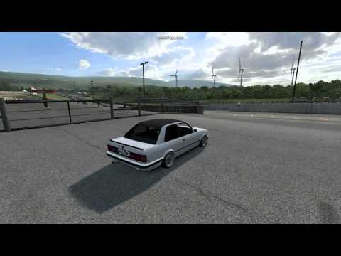 LFS Bmw e30 in m5 exhaust