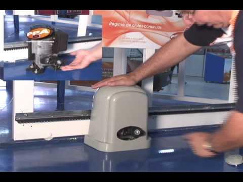 Acionamento manual basculante youtube for Basculante youtube