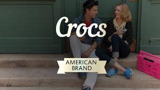 Crocs: история бренда(Подписывайтесь на новые Бандеролькины Обзоры - http://www.youtube.com/qwintry Бандеролька Вконтакте - http://www.vk.com/banderolkanews..., 2015-11-10T10:53:30.000Z)