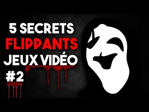 5 SECRETS VRAIMENT FLIPPANTS DANS LES JEUX VIDÉO #2