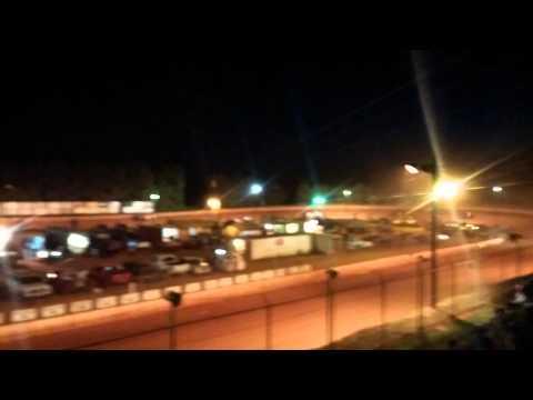 Fwd main Laurens speedway 7-5-14