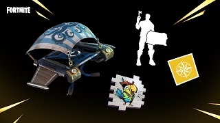 FORTNITE DIRECT: COMPLETING THE CHALLENGES OF BOTIN DEL BUCANERO