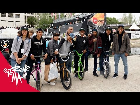 Indonesia eXtreme Sports Team @ FISE Montpellier 2016