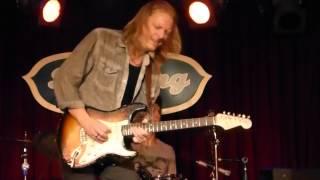 """Matt Schofield Trio at BB Kings - """"Black Cat Bone"""""""